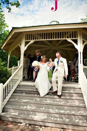 Quiet Waters Park wedding Annapolis