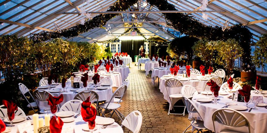 Buffalo And Erie County Botanical Gardens Weddings