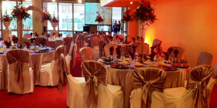 Doubletree by Hilton Hotel Bakersfield wedding Inland Empire
