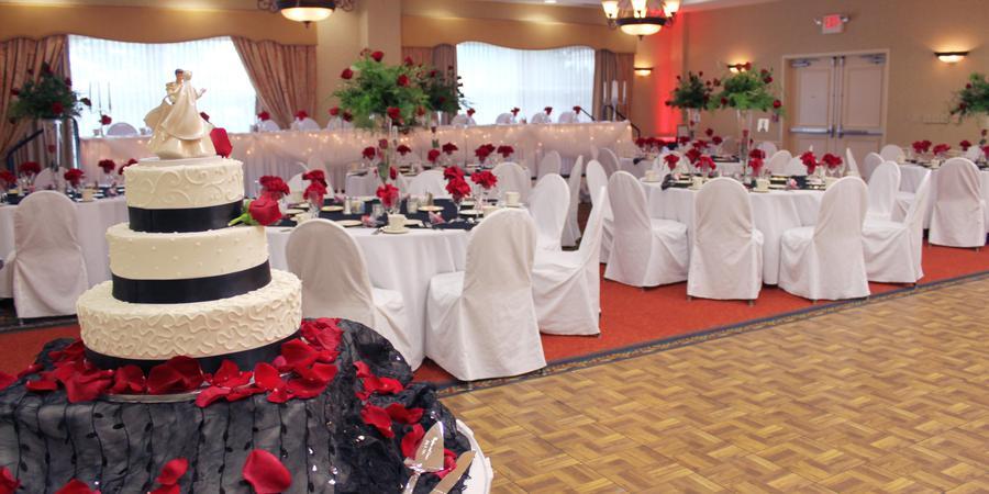Hilton Garden Inn Buffalo-Airport wedding Western New York