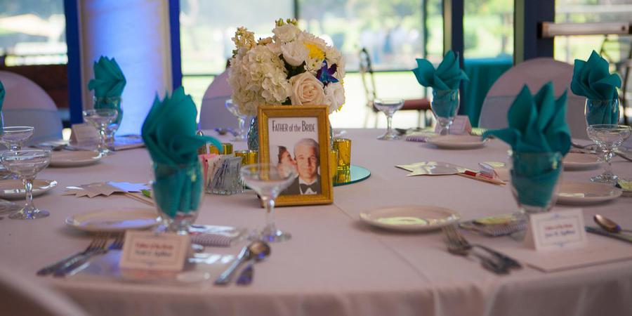 The Clubhouse at Dad Miller Golf Course wedding Orange County
