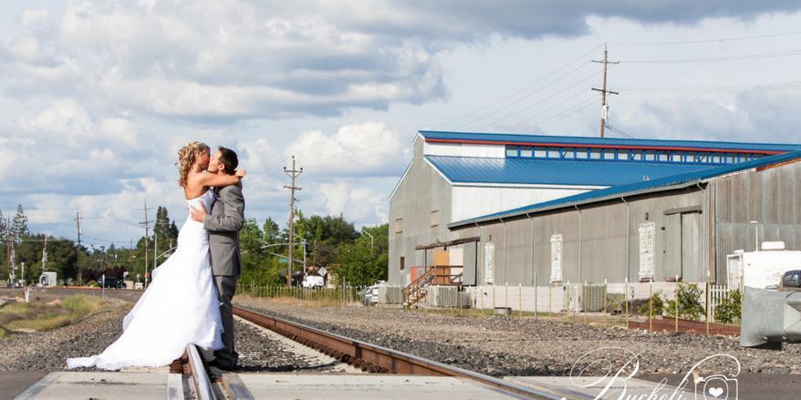 Blue Goose Event Center wedding Sacramento