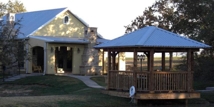 Still Waters Retreat Center Texas wedding Dallas