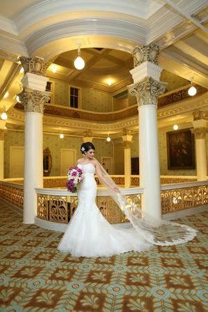 The Menger Hotel wedding San Antonio