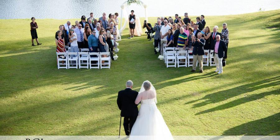 Creative Catering at St. Lucie Trail Golf Club wedding Central Florida Beaches/Coast