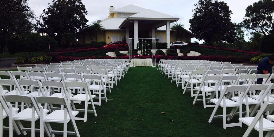 Legacy Golf and Tennis Club wedding Central Florida Beaches/Coast