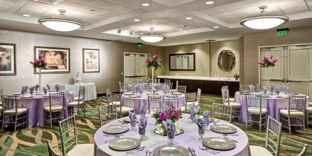 Embassy Suites Fort Myers-Estero wedding Naples/Fort Myers