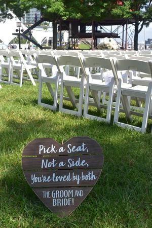 Pier 5 Hotel wedding Baltimore