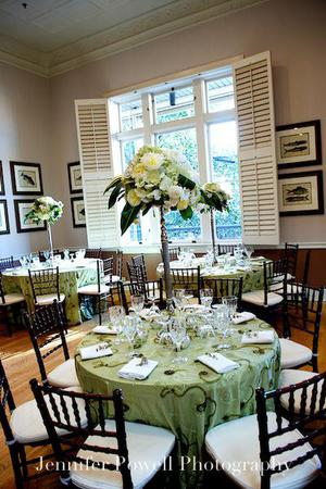 The Governors Club wedding Northwest Florida