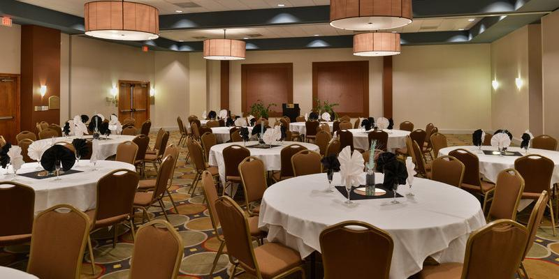 Holiday Inn St. Petersburg North/Clearwater wedding Tampa