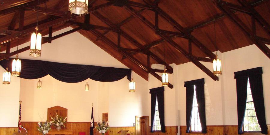 Eisenhower Chapel wedding Denver