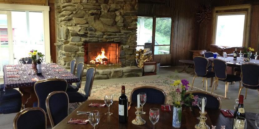 Sky Acres Events wedding Vermont