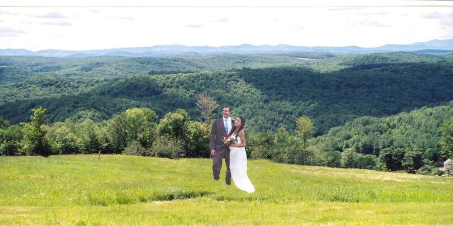 Sky Acres Events wedding Vermont