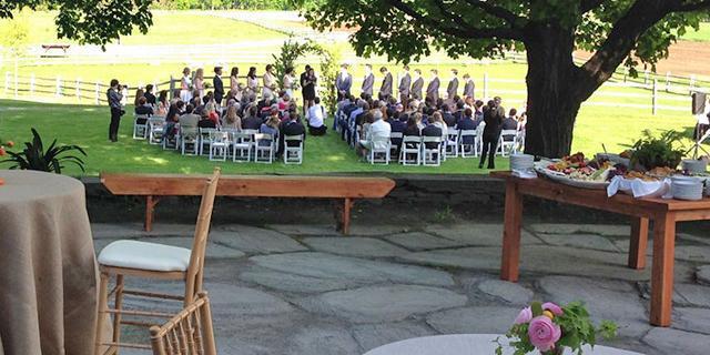 The Woodstock Inn & Resort wedding Vermont