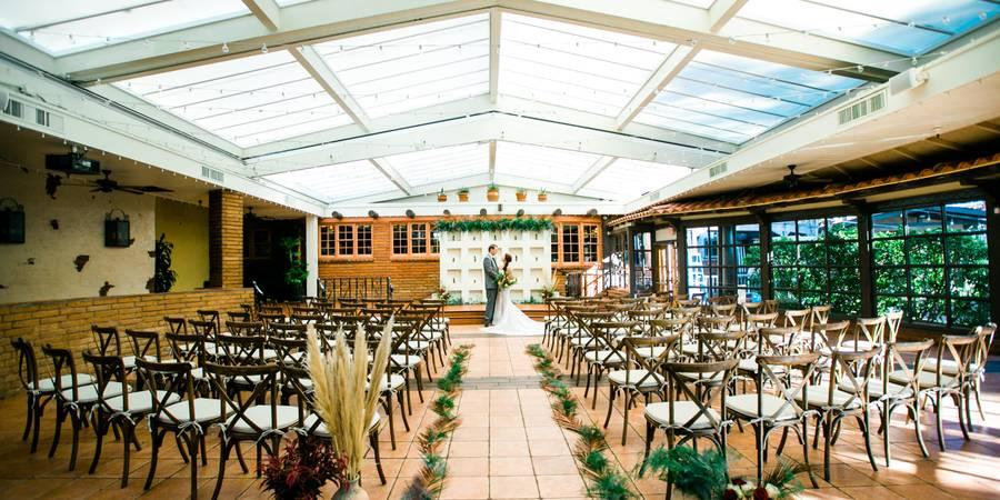 El Adobe de Capistrano wedding Orange County