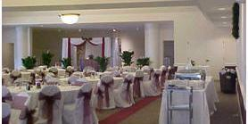 Eustis Community Center wedding Orlando