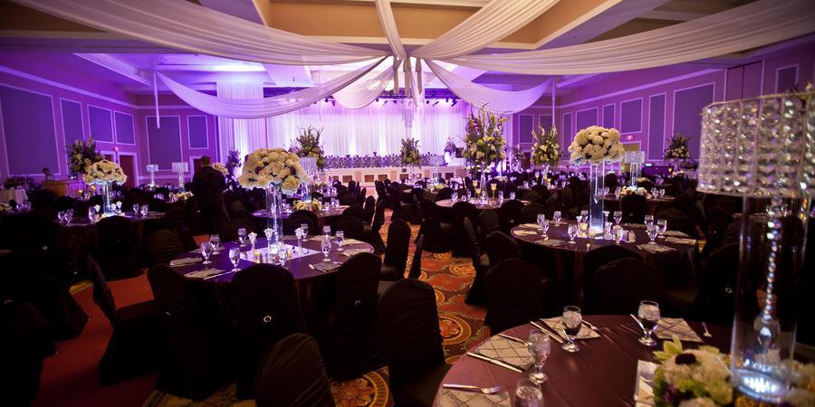 Prairie Meadows wedding Des Moines