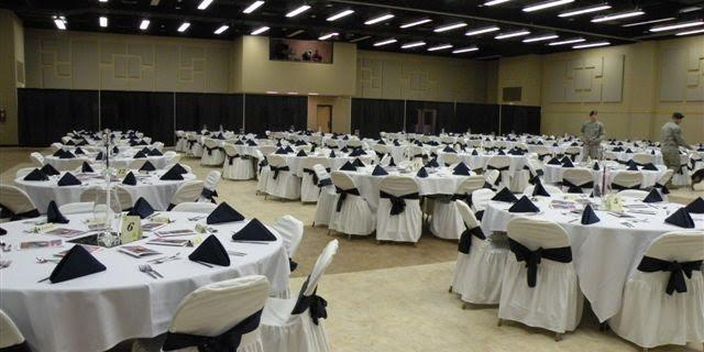 McNease Convention Center wedding Fort Worth