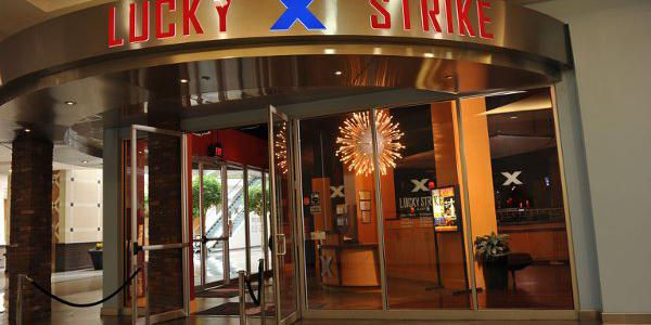 Lucky Strike Chicago wedding Chicago