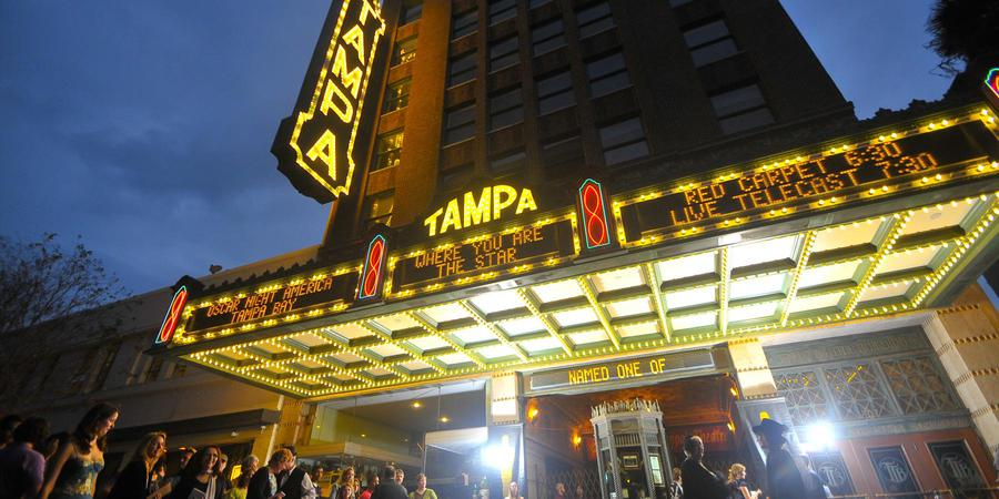 Tampa Theatre wedding Tampa