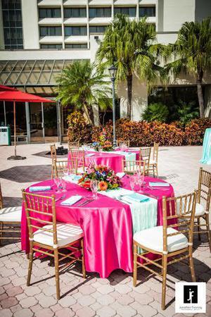 Tampa Marriott Westshore wedding Tampa