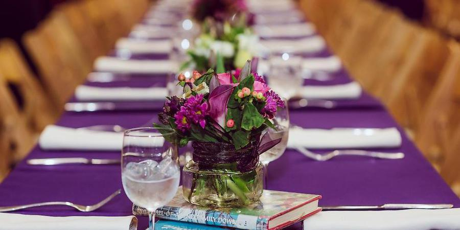 Strand Book Store wedding Manhattan