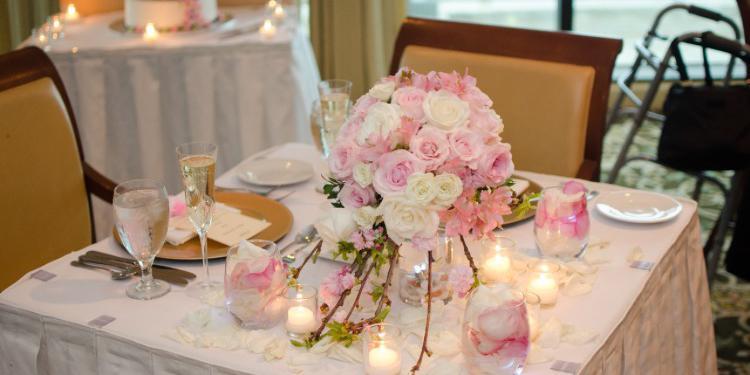 The Tampa Club wedding Tampa