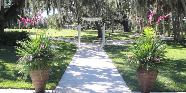 Edson Keith Mansion wedding Tampa
