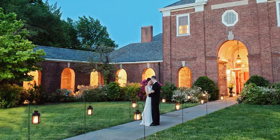 Lawn Club Fine Catering wedding New Haven