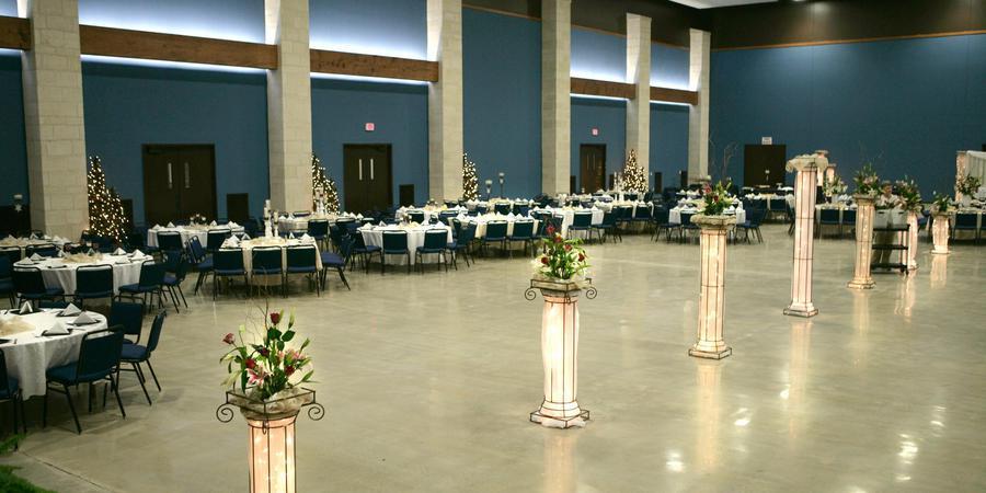 New Braunfels Civic/Convention Center wedding San Antonio