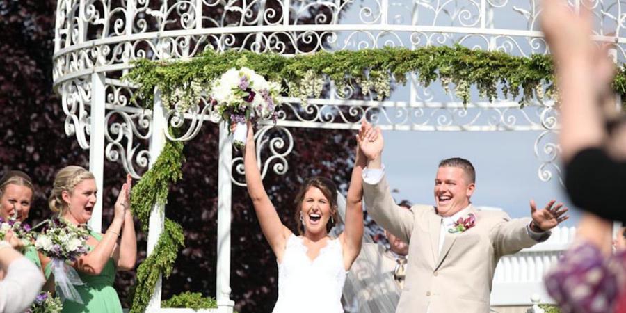 Saratoga Country Club wedding South Bay