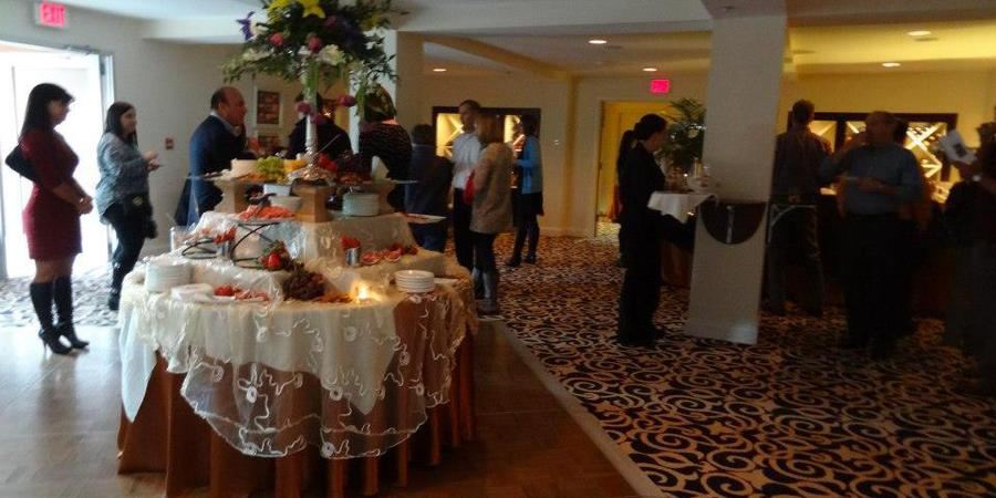 Mansion on Delaware Avenue wedding Western New York