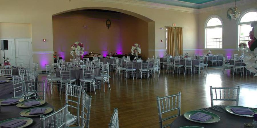The Cuban Club wedding Tampa