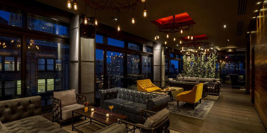 Gansevoort Park Avenue wedding Manhattan