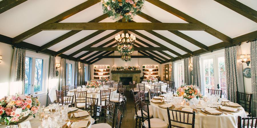 San Ysidro Ranch wedding Santa Barbara