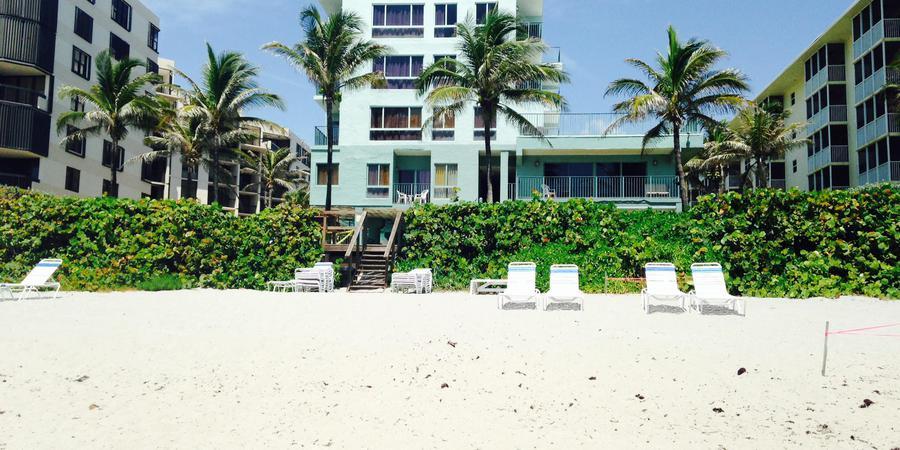 Seabonay Beach Resort wedding Miami