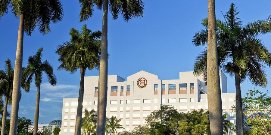 Sheraton Suites Fort Lauderdale Plantation wedding Miami