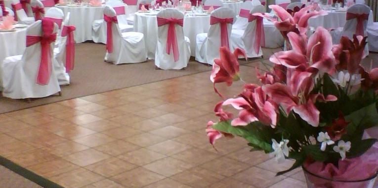 Sorosis of Orlando Woman's Club wedding Orlando