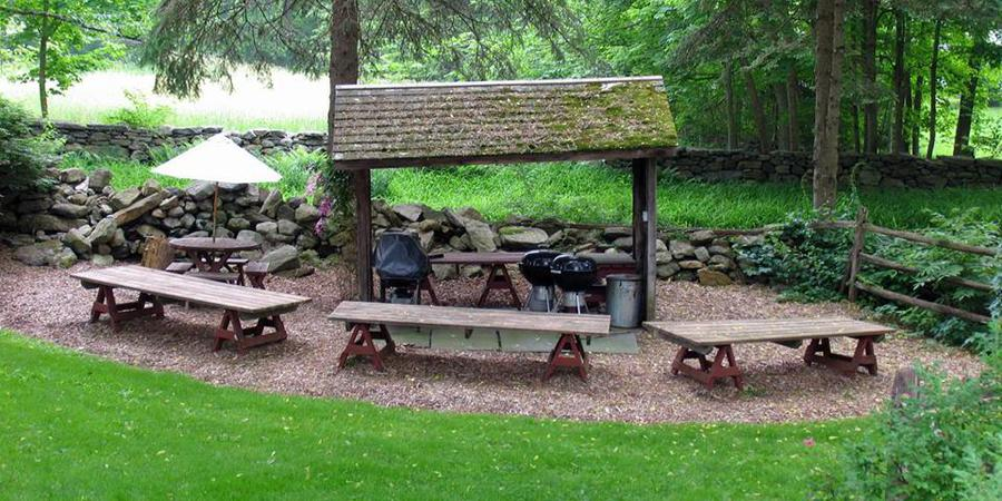 Hunt Hill Farm Trust wedding Litchfield