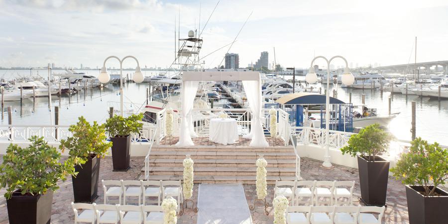 Miami Marriott Biscayne Bay wedding Miami