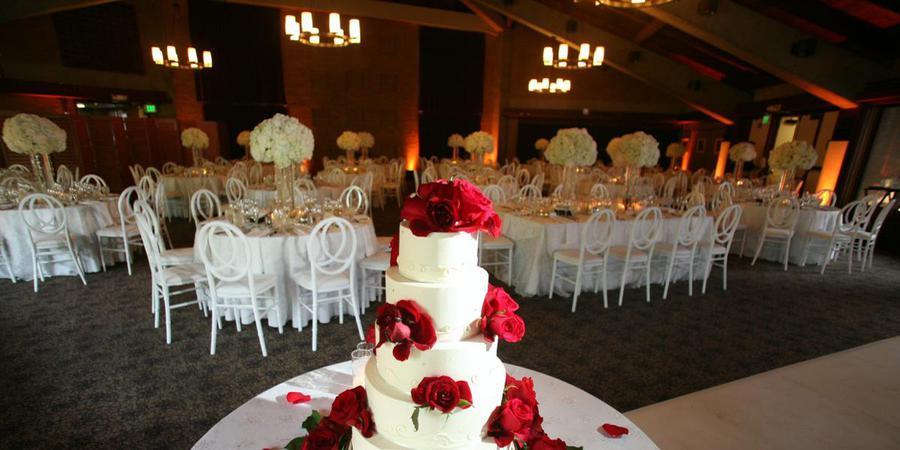 Stanford Faculty Club wedding Peninsula