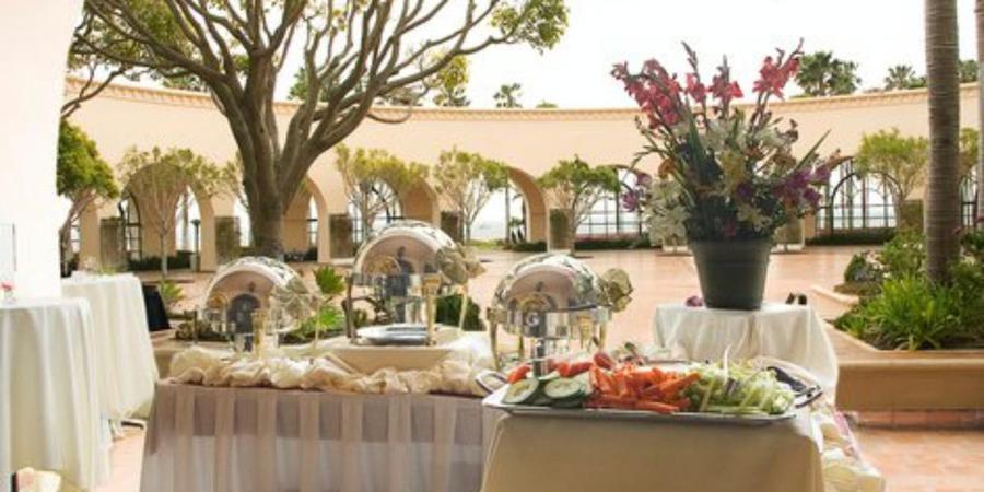 Hilton Santa Barbara Beachfront Resort wedding Santa Barbara