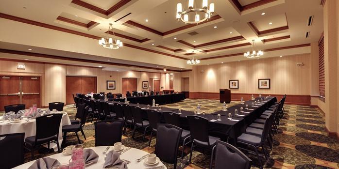 Hilton Garden Inn Chicago Downtown/Magnificent Mile wedding Chicago