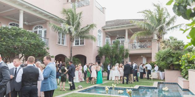 Orchid Island Golf and Beach Club wedding Central Florida Beaches/Coast