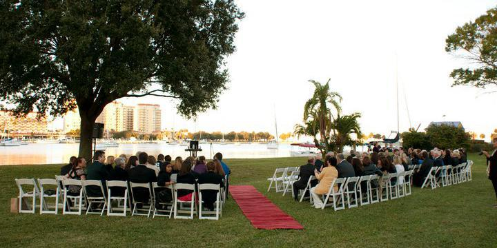 St. Petersburg Museum of History wedding Tampa