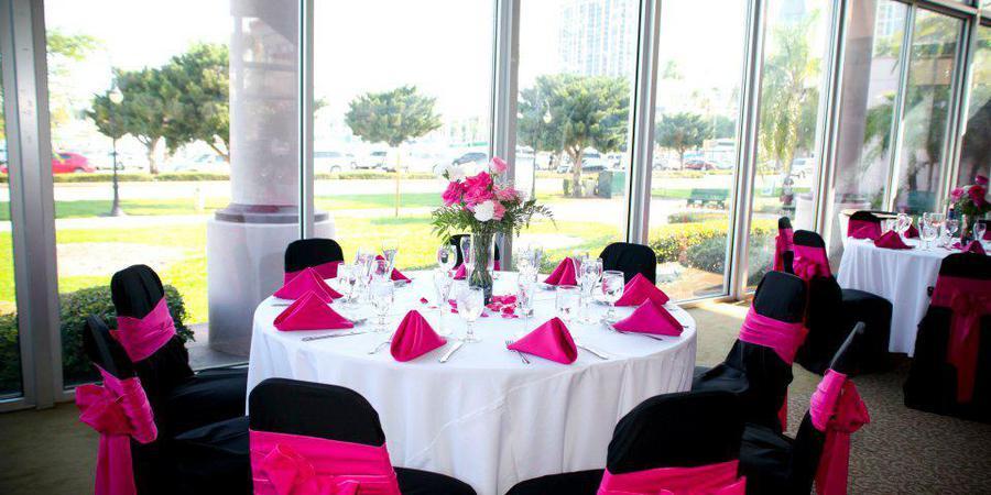 St. Petersburg Museum of History wedding Tampa