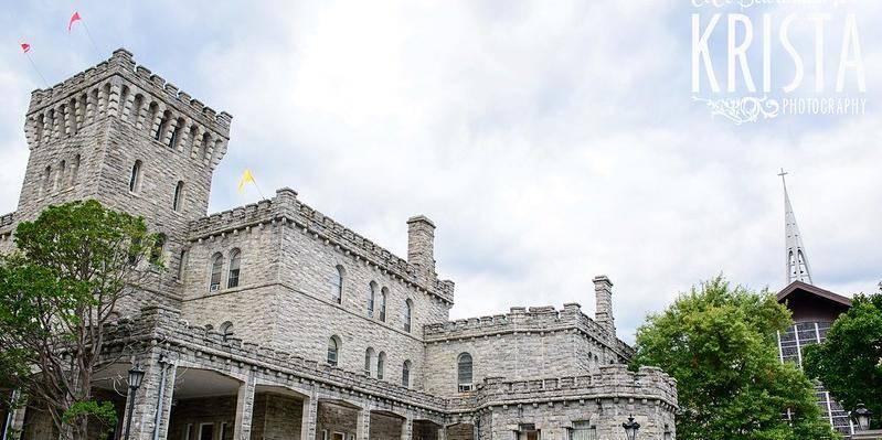 Reid Castle at Manhattanville wedding Westchester/Hudson Valley