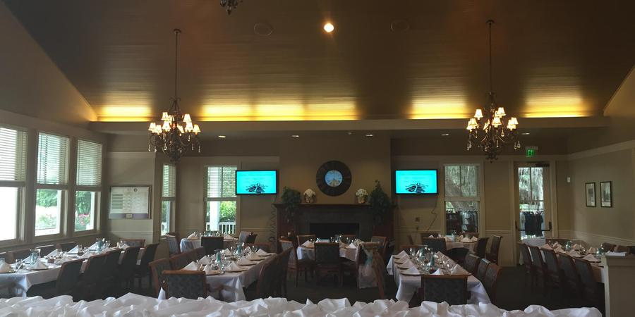 SouthWood Clubhouse wedding Northwest Florida