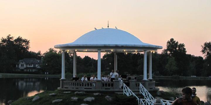 Onondaga Park wedding Finger Lakes