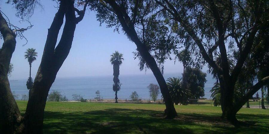 Joan Milke Flores Park wedding Los Angeles